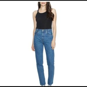 Re/Done Academy Fit Jeans in SAF